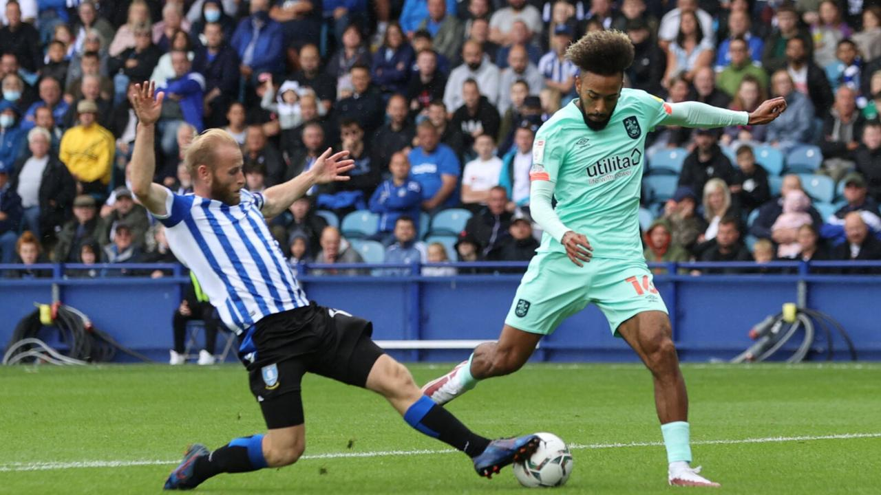 Sorba Thomas sends message to Huddersfield Town fans after Sheffield Wednesday win