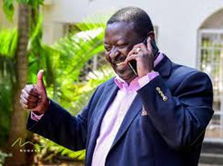 A Story in the Bible that Equates to the Kenyans Politics Shows that Mudavadi is the Kenyan David
