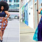 Check Out Native Outfits For Plus-Size Women