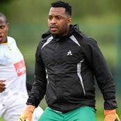 Bafana Coach Announces AFCON Squad
