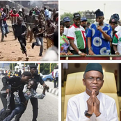 Today Headlines: I Was Not Elected To Pay Salaries Only– El-Rufai; Police arrest 4 persons with guns