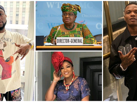 Forbes Africa releases Icons' list; Nigerians dominate as no Ghanaian makes list.