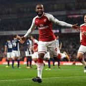 EPL Top Scorers: See Where Lacazette Moved, After He Scored Against Leicester