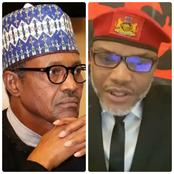 Nnamdi Kanu Sends Strong Message To FG, See What He Said Concerning 'Insercurity' In Nigeria.