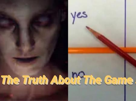 See The Truth Behind The CharlieCharlie Challenge