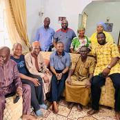Abba Kyari, His Schoolmates Visit Colleague Over His Long Term Sickness
