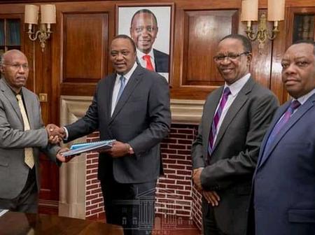 Bad News To ODM After Uhuru 'Militarizes' The BBI Process, Orders Karanja Kibicho to Take Charge