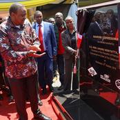 President Uhuru Expected To Officially Launch The Distribution Of The Covid-19 Vaccines Today