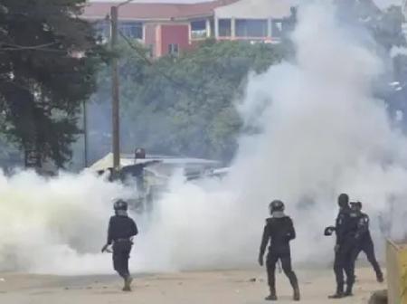 Conflit de chefferie : la tension monte à M'Batto-Bouaké,les populations gazées, des dégâts matériels