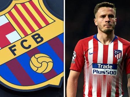 Latest Barcelona transfer news involving Saul Niguez, Memphis Depay and Yusuf Demir.