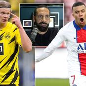 Manchester Utd Must Move Heaven and Earth to Sign Kylian Mbappe or Erling Haaland - Rio Ferdinard