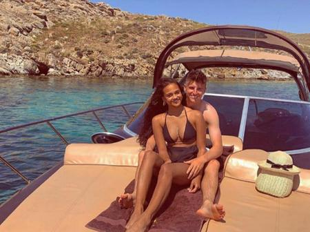 Meet Mason Mount's sexy girlfriend who has won so many competitions
