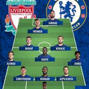Opinion: Congratulations To Chelsea If They Use This Line Up Against Liverpool