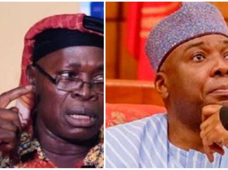 Reactions as MURIC blames Bukola Saraki, EndSARS protests for insecurity in Nigeria