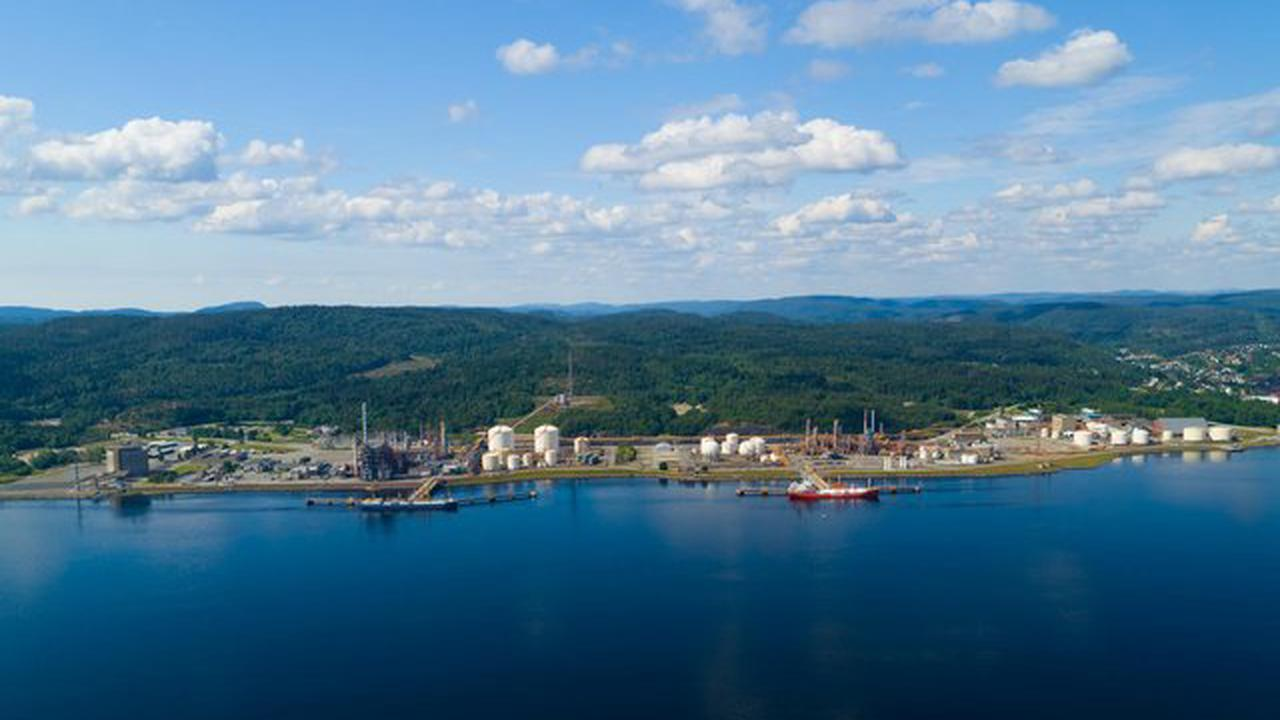 Chemicals giant INEOS backs Scottish carbon capture and storage