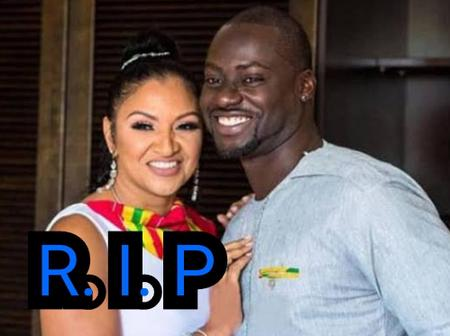 Meet the Ghanaian Actor Whose 2nd Wife Was Shot Dead(Photos)