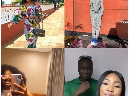 Here Are Pictures Of Your Favorite BBN Stars Looking Hot Over The Weekend