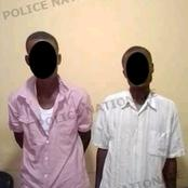 Deux redoutables présumés escrocs interpellés à Abobo