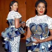 See 22 Lovely Ankara Outfits Every Lady Should Try This March