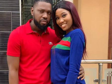 Checkout Cute Pictures of Chinenye Nnebe And Jerry Williams