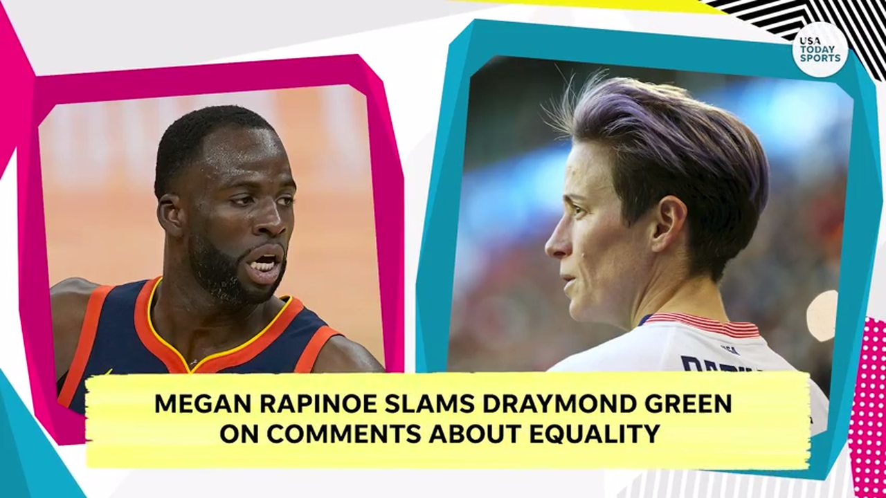 Megan Rapinoe Schools NBA Star Over Gender Pay Gap Remarks: He Showed His 'Whole Ass'