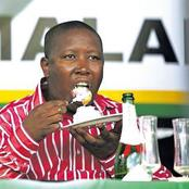 Happy Birthday To The Son Of The Soil, CIC Julius Malema, Great African Leader Who Stands For All