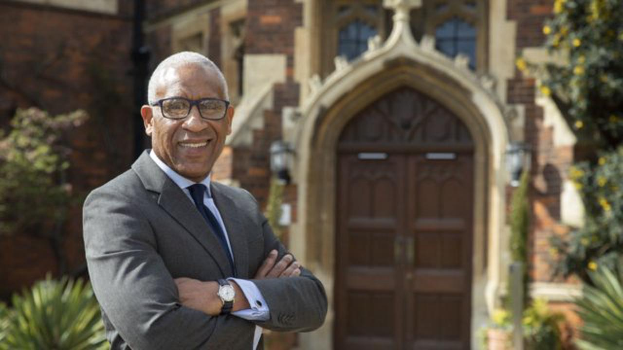 Equalities activist Simon Woolley on preparing to lead Homerton College, Cambridge