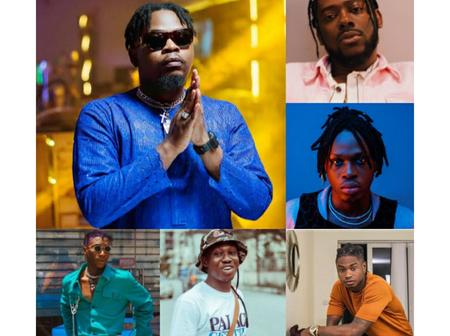 Fireboy, Bella Shmurda And Two Other Celebrities Who Are Popular Today Because Of Olamide
