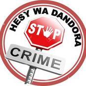 'Utalimwa Na Goons Ama Cybercrime Wakufate Utalilia Kamiti' Hesy Wa Dandora Warns Fake Account Users