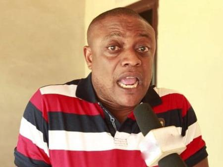Trending- Lawyer Maurice Ampaw reportedly pules after losing his wife and causes stir