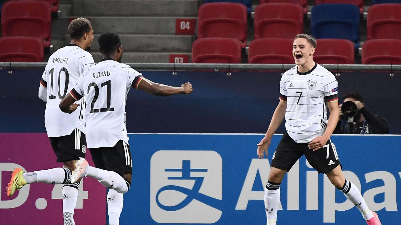 U21-EM-Finale: Deutschland und Portugal spielen um den Titel - Kuntz vor zweitem EM-Erfolg   Fussball
