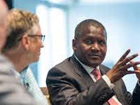 Dangote`s Story Of How He Became The Richest Man in Africa
