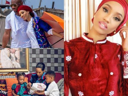 Meet the Husband and Children of Nigerian Musician, Di'Ja (PHOTOS)