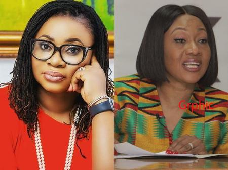 Jean Mensa And Charlotte Osei, Who Will You Prefer As EC Boss And Why?