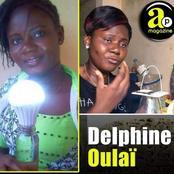 Une Ivoirienne de 24 ans crée une ampoule qui fonctionne au contact de l'eau