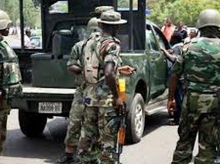 Sporadic Shootings in Borno as Soldiers Reportedly Protest