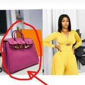 See The N10m Bag A Pretty Nigerian Lady Bought That Got Fans Talking