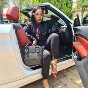 Boniswa from Scandal left fans speechless with her recent pictures looking stunning