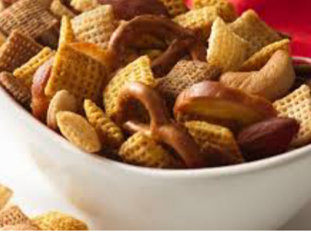 If You're Looking To Eat More Tasty Food, Then Try This Homemade Chex Party Mix