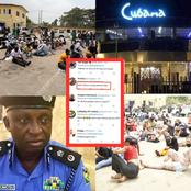 Nigerians React As Lagos Court Fines 172 Arrested At Cubana Nightclub