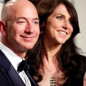 Ex-wife of billionaire Jeff Bezos marries a school teacher