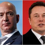 See What Jeff Bezos Did To Surpass Elon Musk In Net Worth As He Becomes The Richest Man On Earth