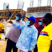 APC's Umahi Inspects Another Fly Over, Promises To Complete The Project Soon.