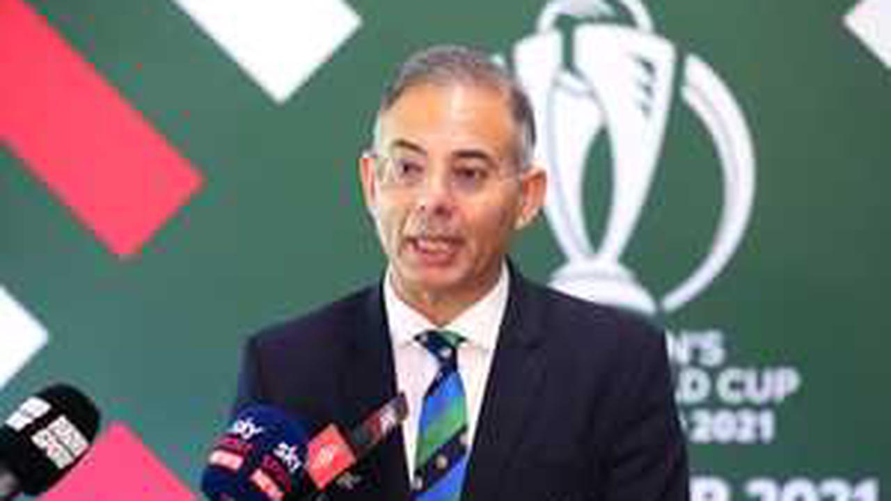 ICC's top official leaves over misconduct allegations