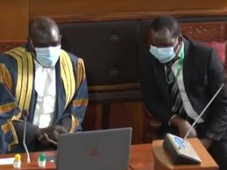 Uasin-Gishu County Assembly Forced To Do Assembly Proceeding Via Zoom Due To Coronavirus Scare