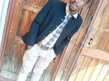 Morcado Mgiba went missing Help us find him