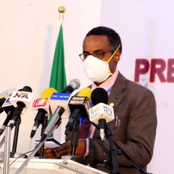 Good News For Nigerians As PTF Gives Covid-19 Updates During Today's Daily Briefing (Details)