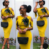 25 Beautiful And Bright Yellow Outfits That Will Brighten Your Christmas