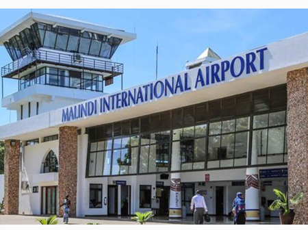 Malindi International Airport After Second Phase of Expansion