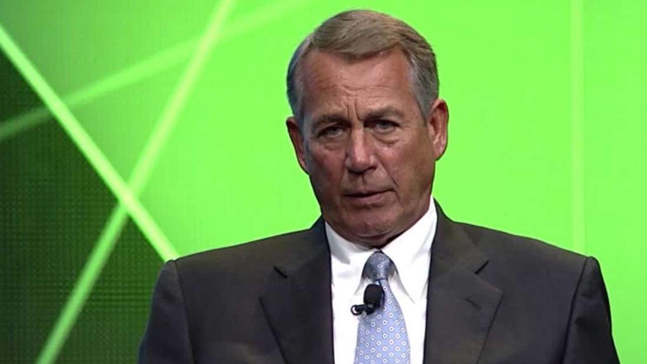 5 takeaways from former House Speaker John Boehner's new book